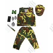 Kids Military / Army / Soldier Costume-green Camoflag | Children's Clothing for sale in Abuja (FCT) State, Maitama