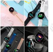 DT88 Heart Rate Blood Pressure Monitoring Smartwatch Pedometer Fitness | Smart Watches & Trackers for sale in Lagos State, Ikeja