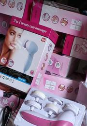 Fashion Electric Facial Pore Cleaning Brush / Mini Massager Skin Care | Massagers for sale in Lagos State, Ikeja