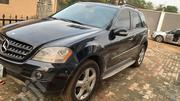 Mercedes-Benz M Class 2007 Black | Cars for sale in Edo State, Oredo