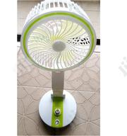 Rechargeable AC/DC Fan With LED Lighting System | Home Appliances for sale in Edo State, Benin City