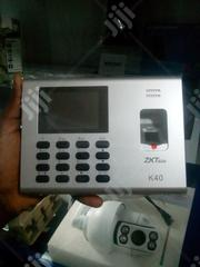 Zk Teco K40 Fingerprint Time Attendance/Access Control   Computer Accessories  for sale in Lagos State, Ikeja