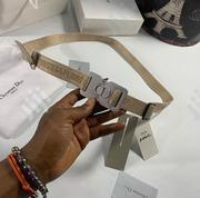 Dior Designers Belt Swipe To Pick Your Preferred Colors And Order | Clothing Accessories for sale in Lagos State, Lagos Island