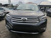 Toyota Highlander Limited 2012 Gray | Cars for sale in Rivers State, Port-Harcourt
