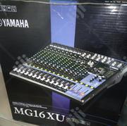 16 Channel Yamaha Mixer (MG16XU)   Audio & Music Equipment for sale in Lagos State, Ojo
