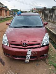 Toyota Corolla 2005 Verso 1.6 VVT-i Red | Cars for sale in Lagos State, Alimosho