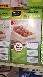 Adjustable Egg Drawer(Available In Wholesale) | Kitchen & Dining for sale in Lagos State, Lagos Mainland