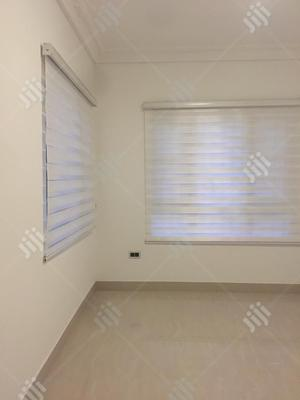White Day And Night Blinds