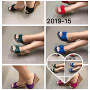 Ribbon Design Wedge Slippers | Shoes for sale in Lagos State, Ikoyi