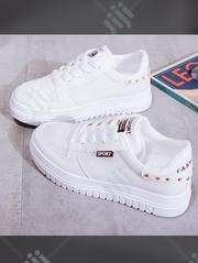 Ladies White Sneakers | Shoes for sale in Lagos State, Ikeja