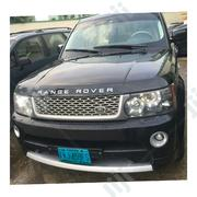 Land Rover Range Rover Sport 2012 HSE LUX Black | Cars for sale in Lagos State, Ikeja