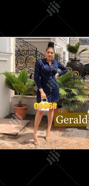 Ladies Casual Jeans Dress | Clothing for sale in Lagos State, Lagos Island