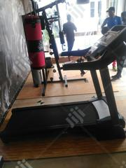 Brand New 3hp Treadmill With Incline and Mp3 | Sports Equipment for sale in Imo State, Owerri North