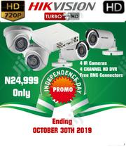 CCTV Combo- Independence Promo | Photo & Video Cameras for sale in Oyo State, Ibadan North
