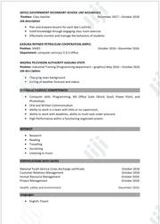 Office CV | Computing & IT CVs for sale in Abuja (FCT) State, Wuse 2