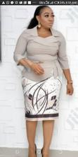 Trendy Designer Up & Down Skirts | Clothing for sale in Isolo, Lagos State, Nigeria