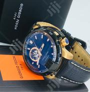 Original Giogio Fedon 1919 Men's Quality Leather Watches | Watches for sale in Lagos State, Lagos Island