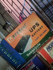 12v 65ah Battery | Solar Energy for sale in Lagos State, Epe