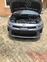 New Kia Rio 2019 Gray | Cars for sale in Lagos State, Ajah