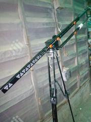 7ft Mini Jib. With A Heavy Duty Tripod And Dolly, A Counter Weight | Accessories & Supplies for Electronics for sale in Lagos State, Ojo