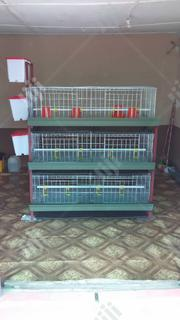 H Type Broiler And Day Old Birds Cage | Farm Machinery & Equipment for sale in Abuja (FCT) State, Utako