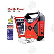 Solar Mobile Power With FM,RADIO & BLUETOOTH | Solar Energy for sale in Lagos State, Egbe Idimu