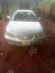 Honda Accord 2002 Silver | Cars for sale in Edo State, Esan Central