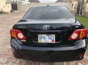 Toyota Corolla 2009 Black | Cars for sale in Lagos State, Lekki Phase 1