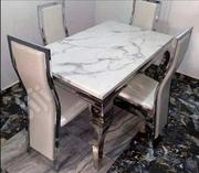 Reliable and Strong Marble Dining Table   Furniture for sale in Lagos State, Ajah