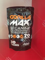 Gorilla Max Performance Supplement For Sale | Pet's Accessories for sale in Abuja (FCT) State, Gwarinpa