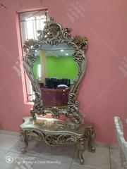 Royal Console Mirror Set | Home Accessories for sale in Lagos State, Ojo