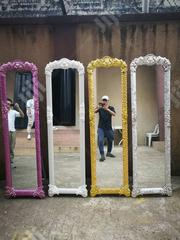 Best Quality VIP Standing Mirror In Stock | Home Accessories for sale in Lagos State, Ikeja