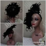 Gorgeous Voguish Black Bling Fascinator   Clothing Accessories for sale in Lagos State, Lagos Mainland