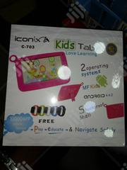 Educating Iconix Kiddies Tab7 With Wifi | Toys for sale in Lagos State, Ikeja