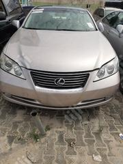 Lexus ES 2008 350 Gold | Cars for sale in Lagos State, Ajah