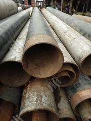 "12"" X 10mm Thickness Steel Pipe 12meter Long 