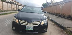 Toyota Camry 2.4 LE 2008 Black