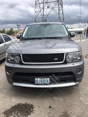 Land Rover Range Rover Sport 2011 Gray | Cars for sale in Lagos State, Lekki Phase 2