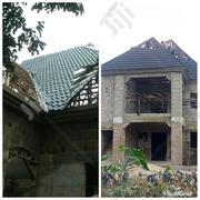 Stone Coated/Alluminium Roof Installation Anywhere In Nigeria | Building & Trades Services for sale in Lagos State, Ikeja