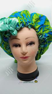 Ankara Satin Bonnets | Clothing Accessories for sale in Abuja (FCT) State, Kubwa
