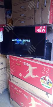 LG 32'' Smart Tv + 1 Free TV Guard | TV & DVD Equipment for sale in Lagos State, Ojo