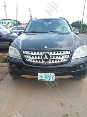 Mercedes-Benz M Class 2007 Black | Cars for sale in Edo State, Egor