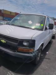 Chevrolet Express 2007 Cargo Van G1500 RWD White | Cars for sale in Lagos State, Lagos Island