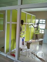 Office Partition With Aluco Bond | Building & Trades Services for sale in Lagos State, Lekki Phase 1