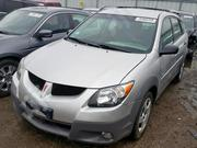 Pontiac Vibe Automatic 2003 Silver | Cars for sale in Kano State, Kano Municipal