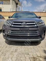 Toyota Highlander 2016 Gray | Cars for sale in Lagos State, Amuwo-Odofin