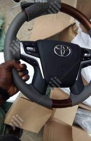 Steering Wheel Toyota Prado Land Cruiser 2018/2019 | Vehicle Parts & Accessories for sale in Lagos State, Mushin