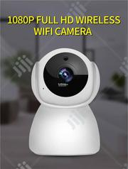 V380 Snowman 2mp 1080p Pan/Tilt Wireless Wifi Smart IP Camera | Security & Surveillance for sale in Lagos State, Ikeja