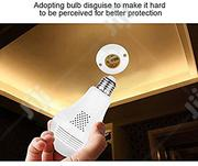 1080P WIFI Bulb Camera 360° Spy Camera For Remote Home Motion Camera | Security & Surveillance for sale in Lagos State, Ikeja