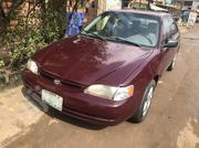 Toyota Corolla 2000 Red   Cars for sale in Lagos State, Mushin